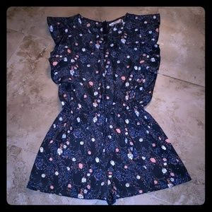 Other - Florals romper women size S